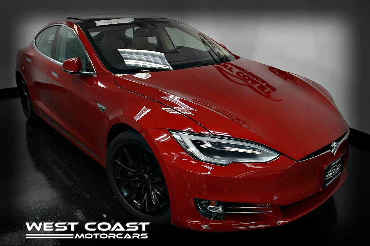 2016 Tesla Model S 75 *ALL GLASS PANORAMIC ROOF*1 OWNER NEXT GENERATION SEATS*MSRP($96,000)