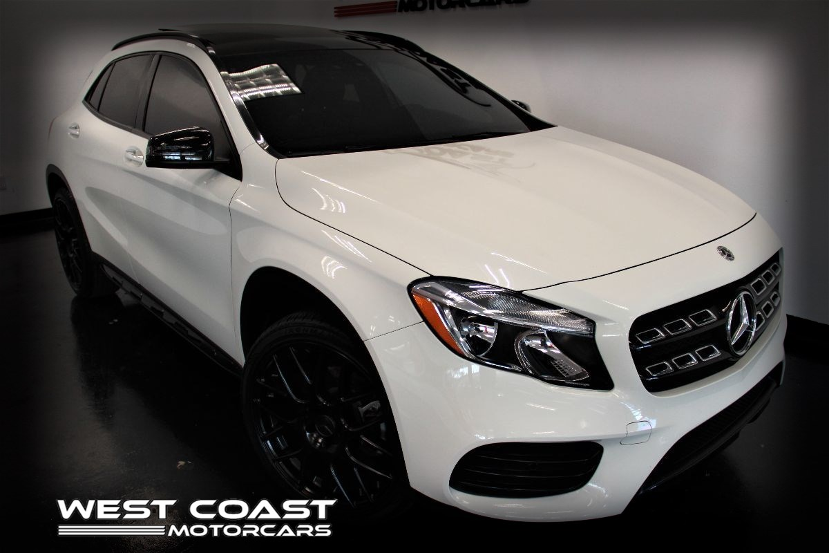 2018 Mercedes-Benz GLA 250 AMG SPORT*ICE EDITION*PREMIUM WHEELS PREMIUM PKG*NIGHT PKG FULLY LOADED(MSRP)$55,155
