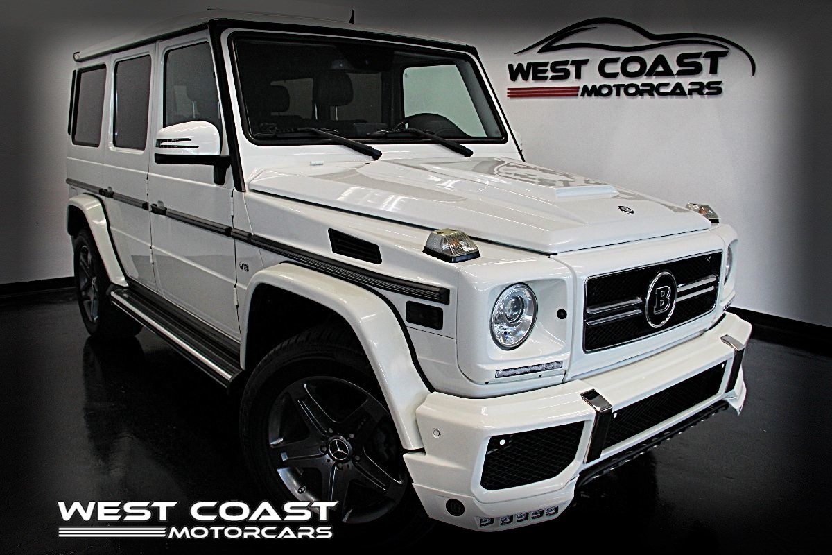 2013 Mercedes-Benz G 550 *AMG PACKAGE*BRABUS EDITION* 4-MATIC*HIGHLY OPTIONED*MSRP($113,00)