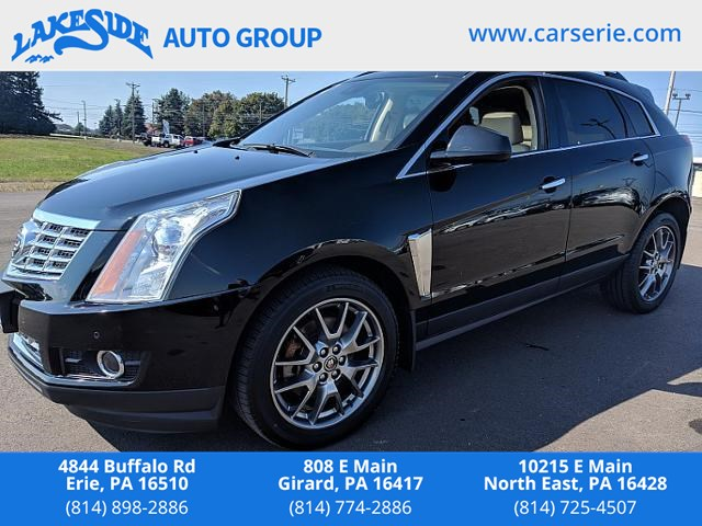 Sold 2016 Cadillac Srx Performance Collection In North East