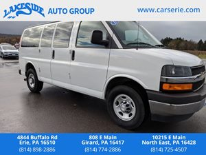 View 2017 Chevrolet Express Passenger