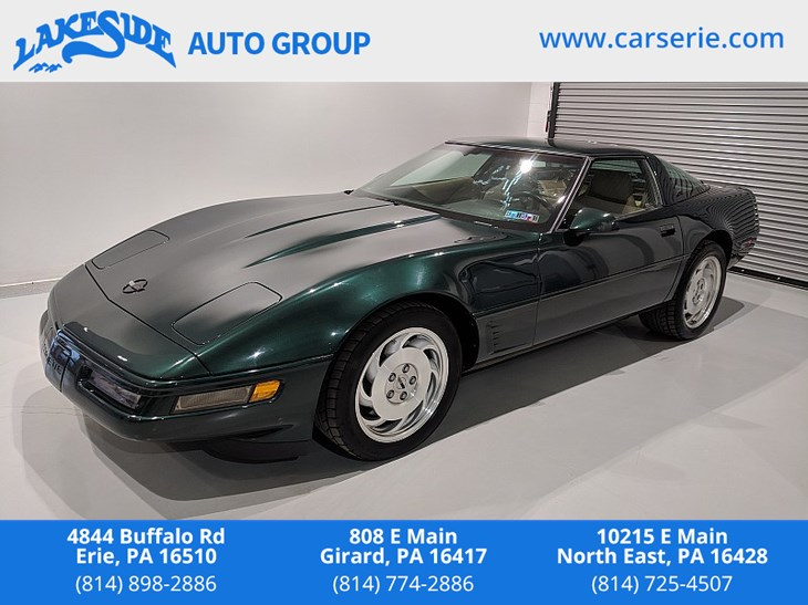 Used 1996 Chevrolet Corvette In North East