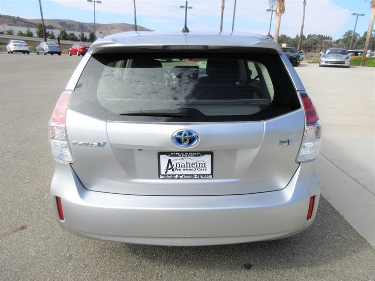 2017 Toyota Prius v - Fair Car Ownership