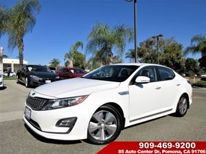 View 2015 Kia Optima Hybrid