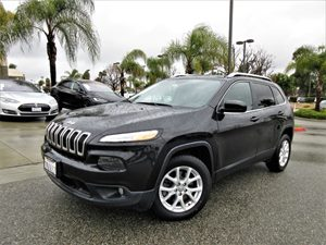 View 2016 Jeep Cherokee