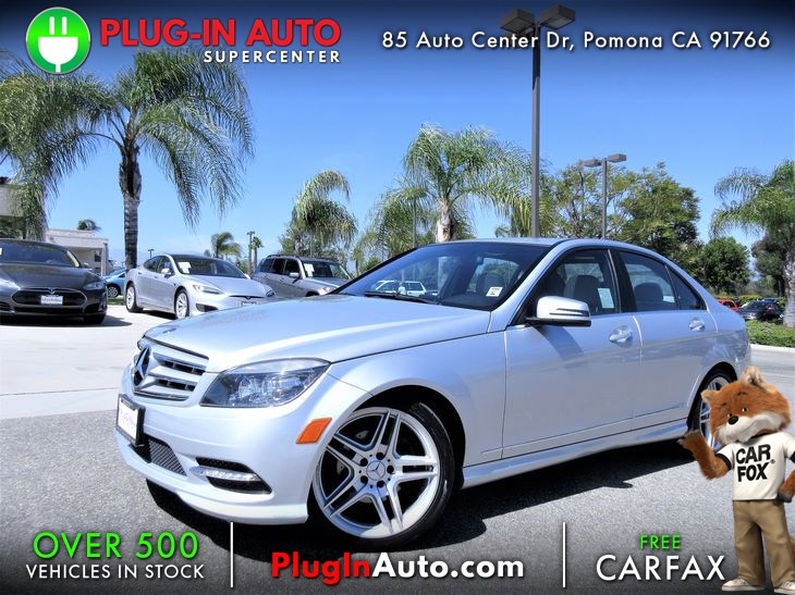 2011 Mercedes-Benz C 300 C 300 Luxury