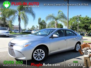 View 2016 Toyota Camry Hybrid