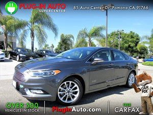 View 2017 Ford Fusion Energi