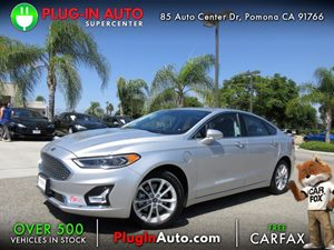 View 2019 Ford Fusion Energi