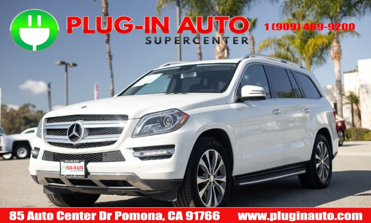 2013 Mercedes-Benz GL 450 GL 450 4MATIC