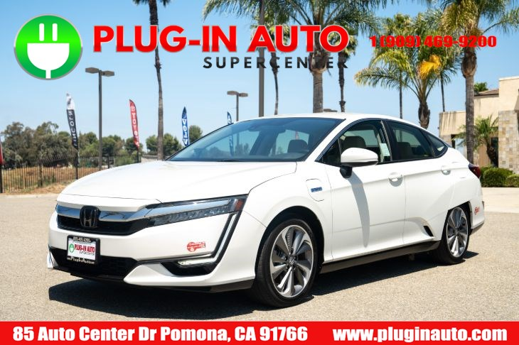 2018 Honda Clarity Plug-In Hybrid Touring