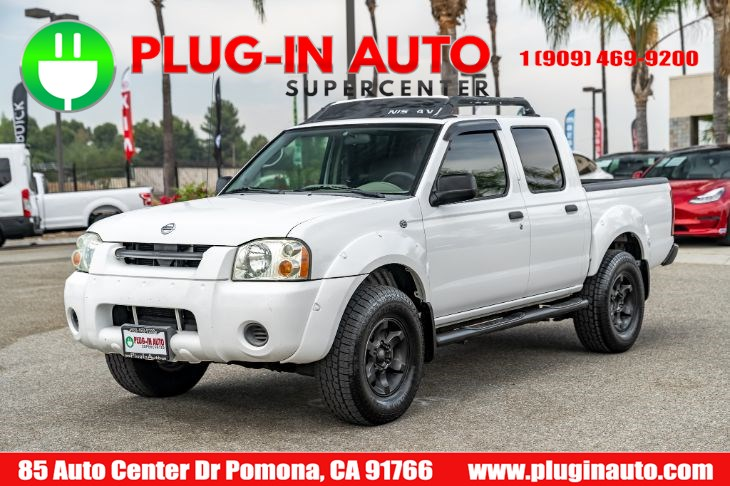 2004 Nissan Frontier 2WD XE-V6