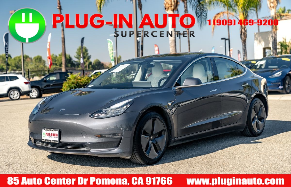 2018 Tesla Model 3 Mid Range