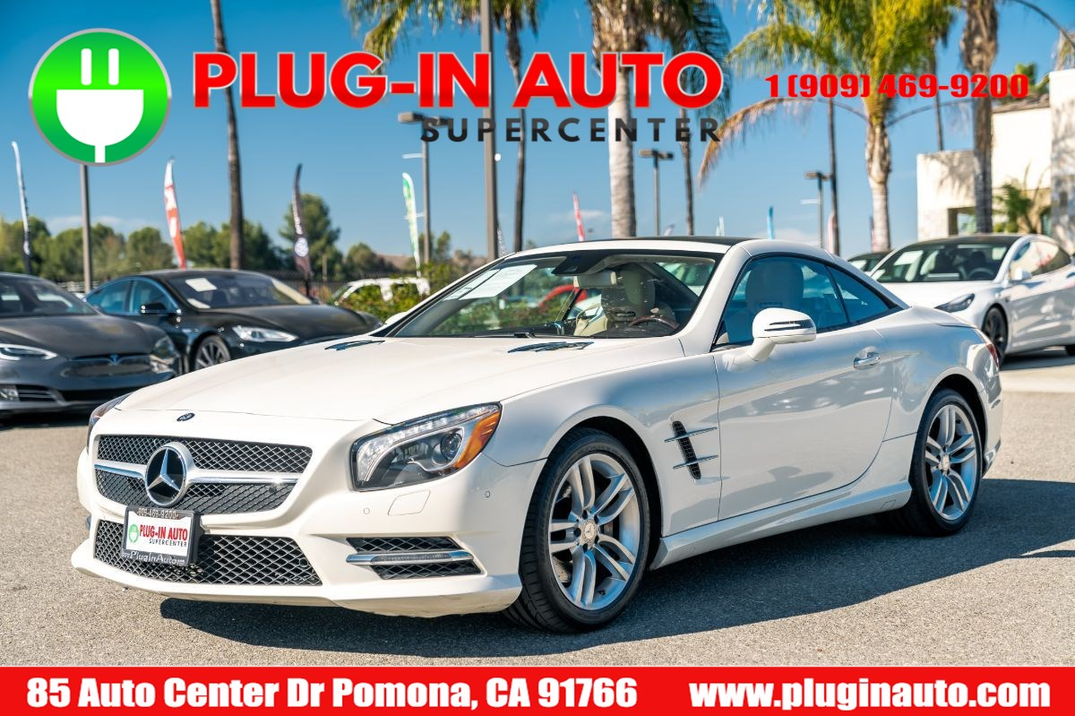 2013 Mercedes-Benz SL 550 SL 550