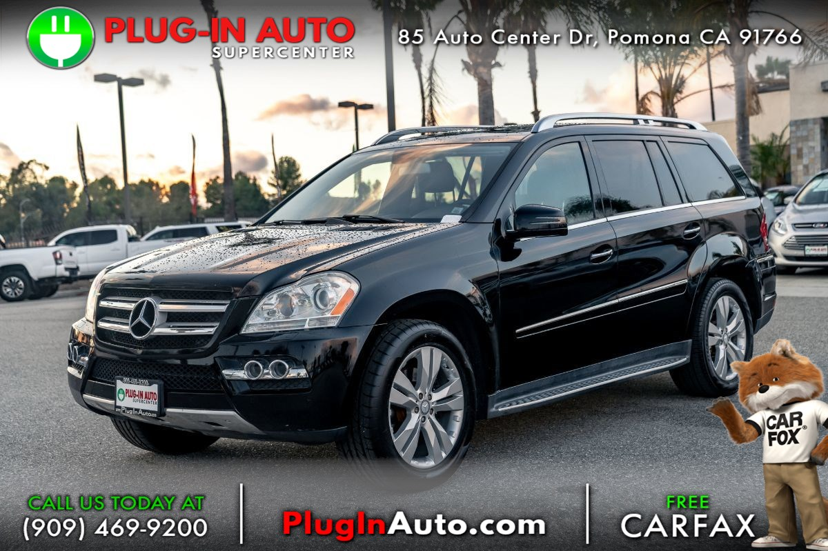 2011 Mercedes-Benz GL 450 GL 450 4MATIC