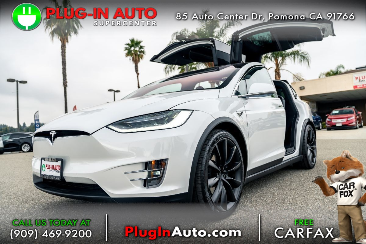 2020 Tesla Model X Long Range Plus