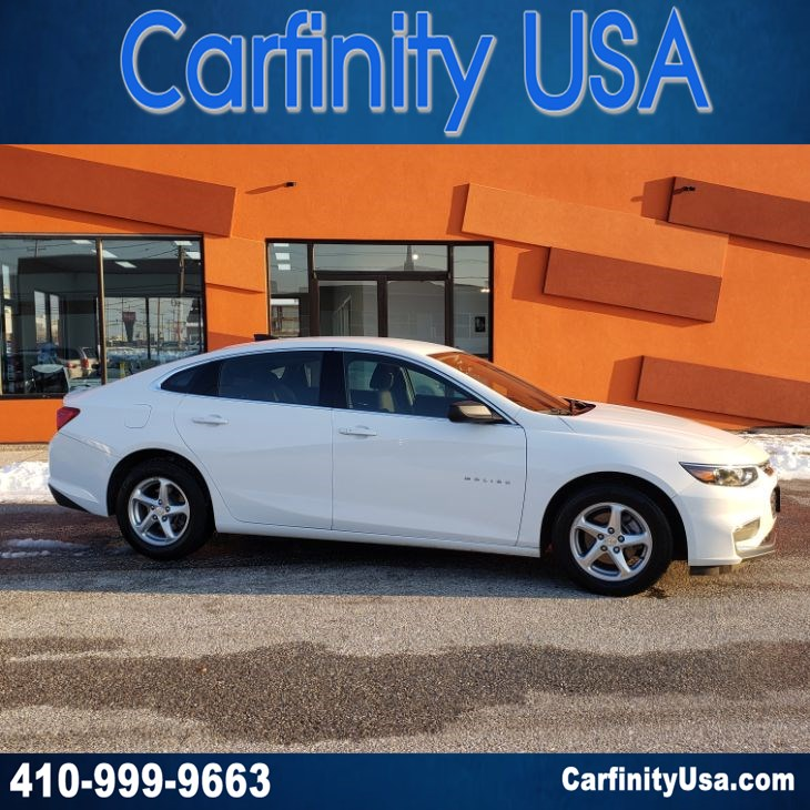 2017 Chevrolet Malibu LS w/Back Up Camera and Bluetooth and WiFi