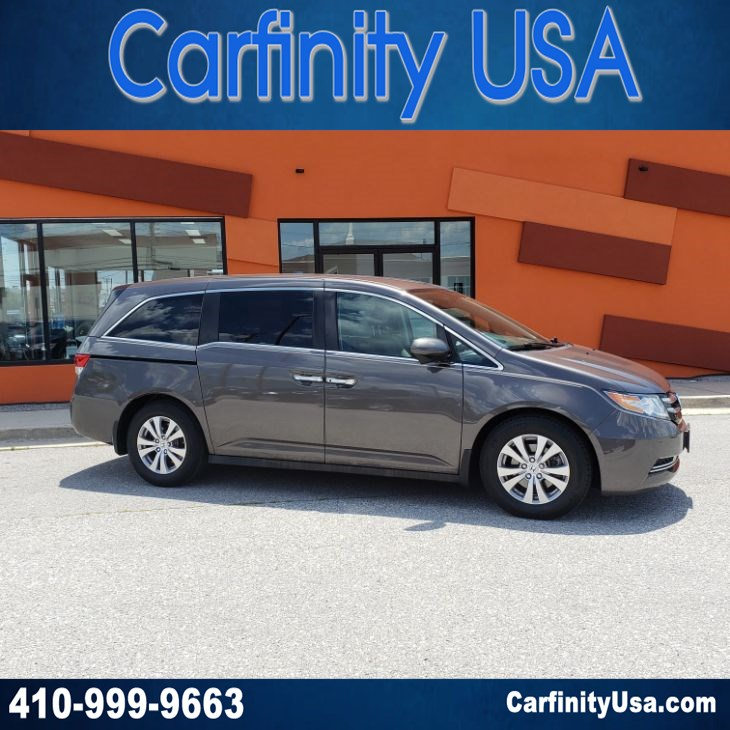 2015 Honda Odyssey EX w/Back Up Camera and Bluetooth and 8 Seats