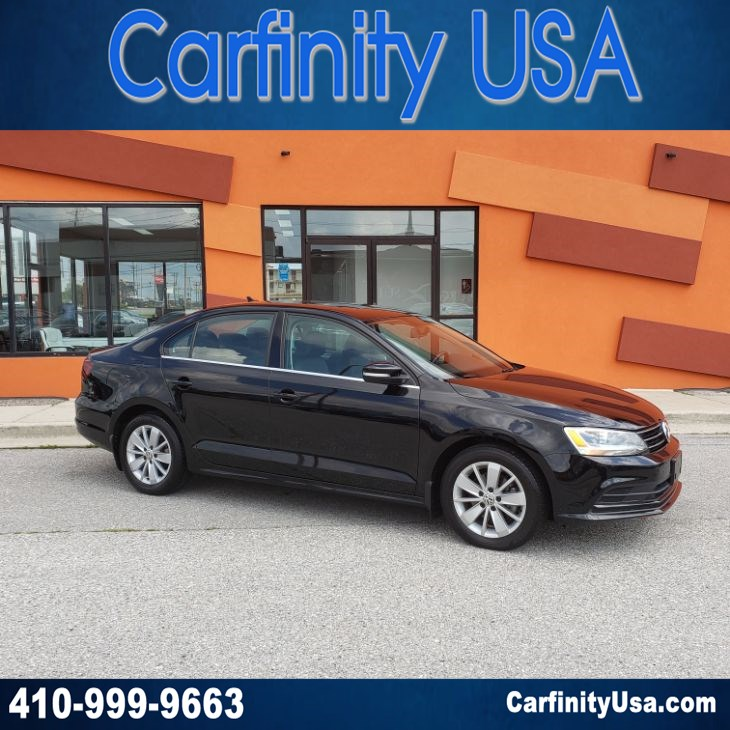 2016 Volkswagen Jetta Sedan 1.4T SE w/Connectivity and Back Up Camera