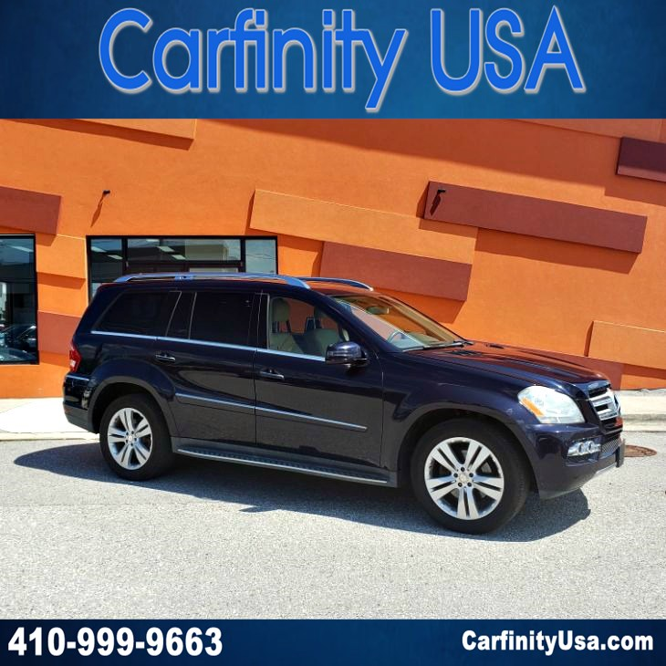2011 Mercedes-Benz GL 450 4WD w/NAV and DVD and Back Up Camera