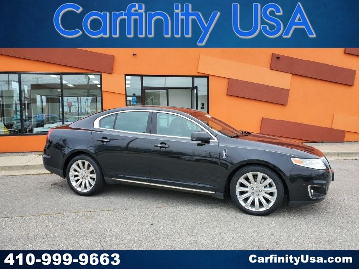 2010 Lincoln MKS EcoBoost w/NAV and Auto Parralel Parking