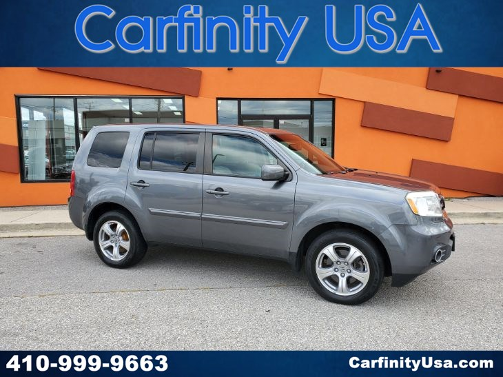 2013 Honda Pilot EX-L 4WD w/Back Up Camera and Bluetooth and 8 Seat