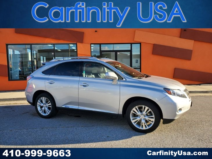 2012 Lexus RX 450h AWD w/NAV and Back Up Camera and Power Liftgate