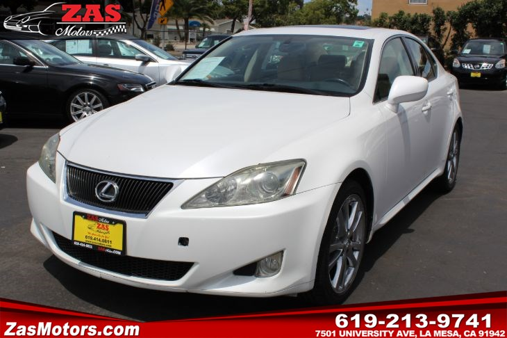 2007 Lexus IS 250 luxury