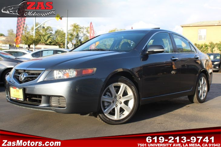 2004 Acura TSX w/Navigation