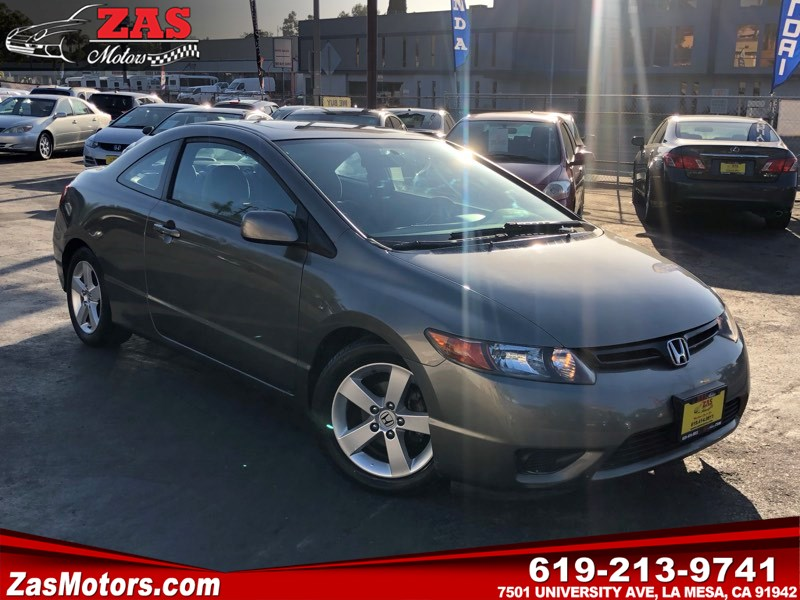 2006 Honda Civic Cpe EX with NAVI