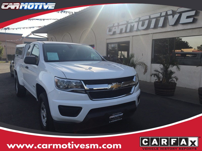 2015 Chevrolet Colorado Work Truck Pickup 2D 6 ft