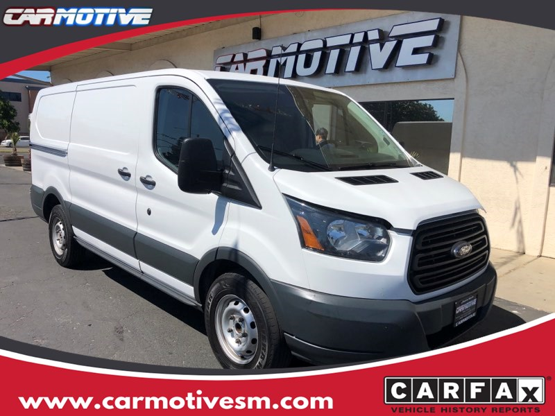 2016 Ford Transit Cargo Van Low Roof w/Sliding Side Door w/RWB Van 3D