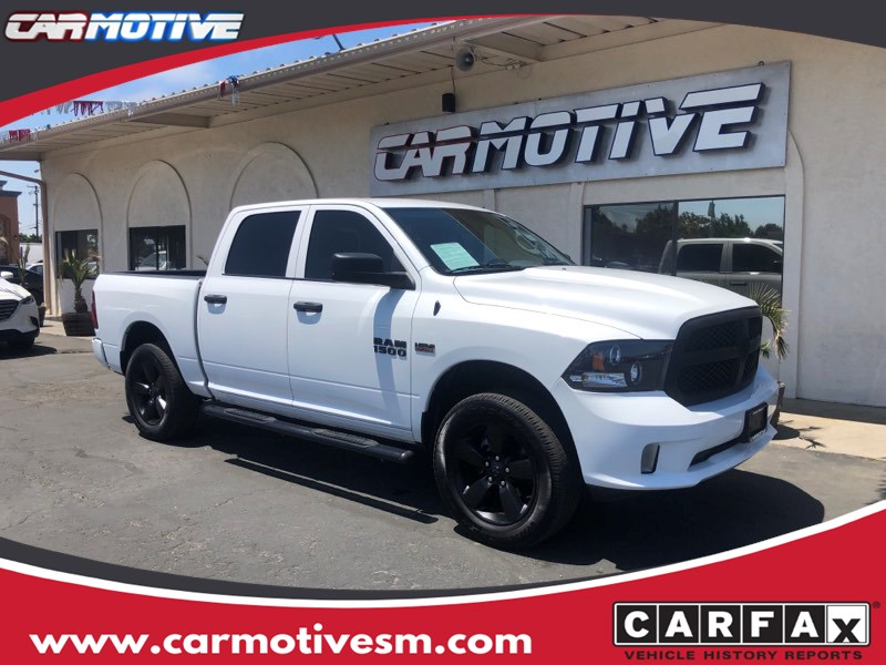 2016 Ram 1500 Express Pickup 4D 5 1/2 ft