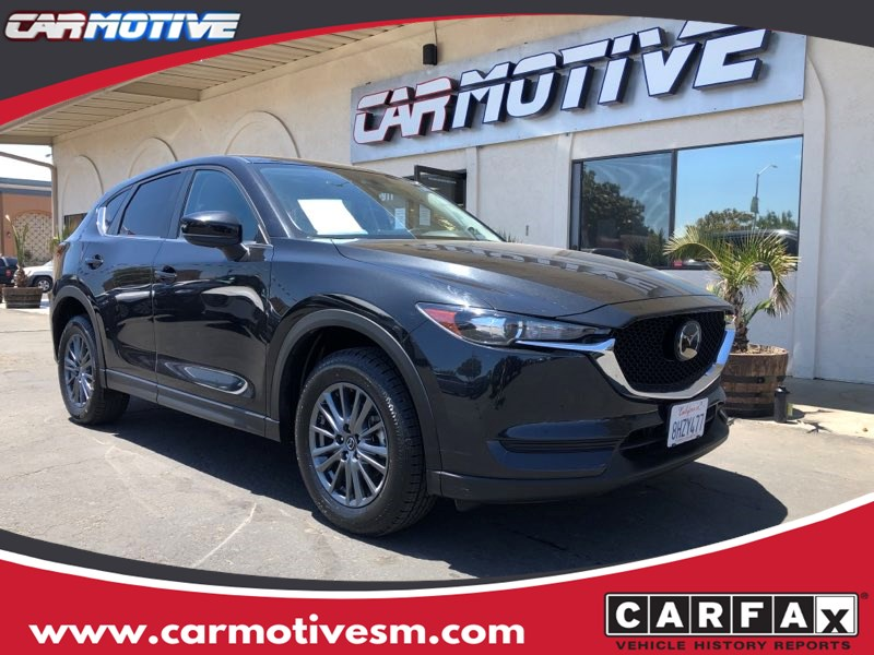 2019 Mazda CX-5 Touring Sport Utility 4D