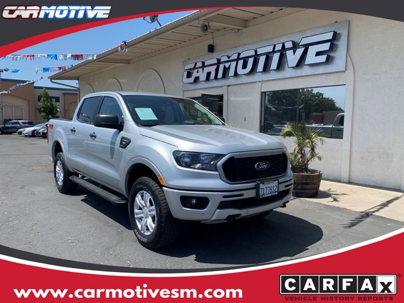 2019 Ford Ranger XLT Pickup 4D 5 ft
