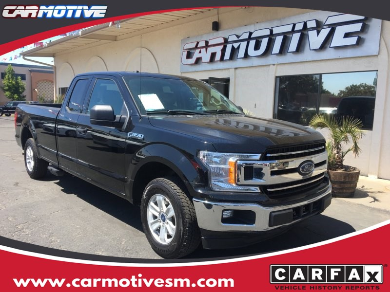 2018 Ford F-150 XLT Pickup 4D 6 1/2 ft
