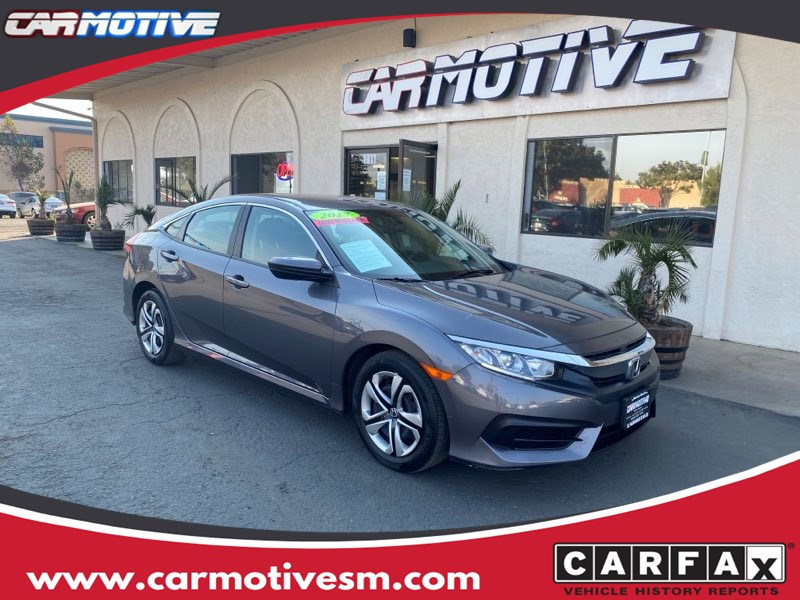 2017 Honda Civic Sedan LX Sedan 4D