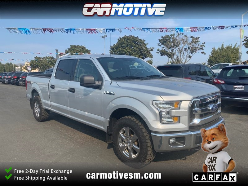 2017 Ford F-150 XLT Pickup 4D 6 1/2 ft