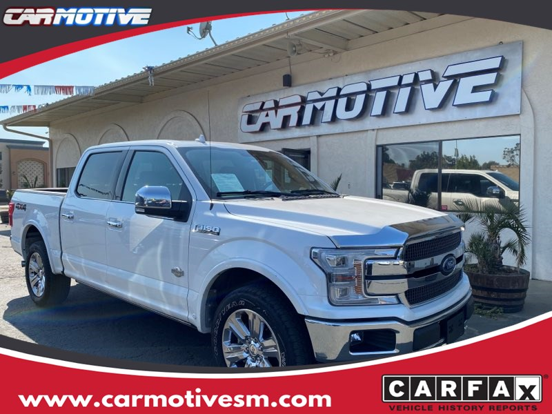 2018 Ford F-150 King Ranch Pickup 4D 6 1/2 ft