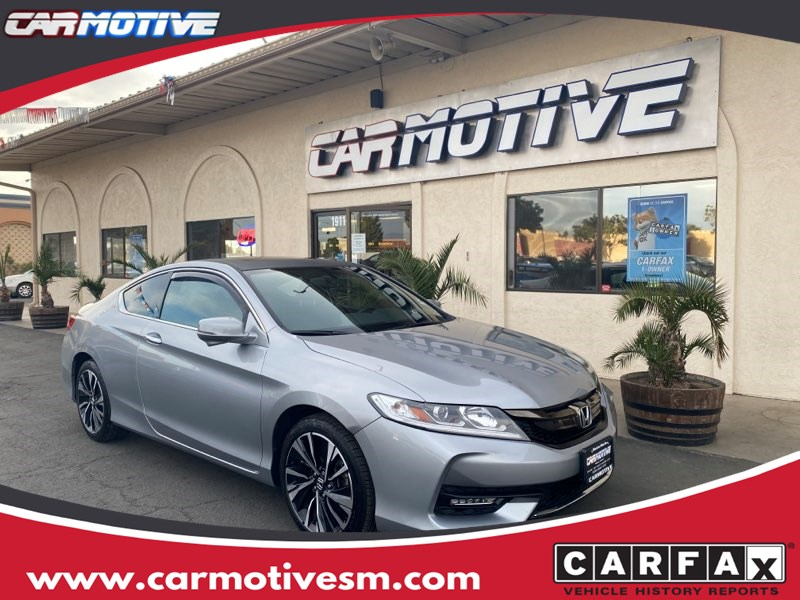 2017 Honda Accord Coupe EX-L Coupe 2D