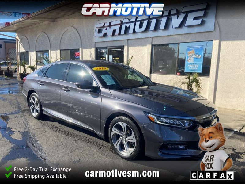 2019 Honda Accord Sedan EX Sedan 4D