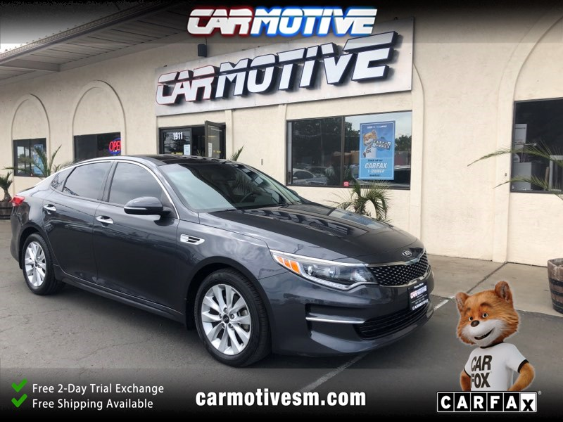 2018 Kia Optima EX Sedan 4D