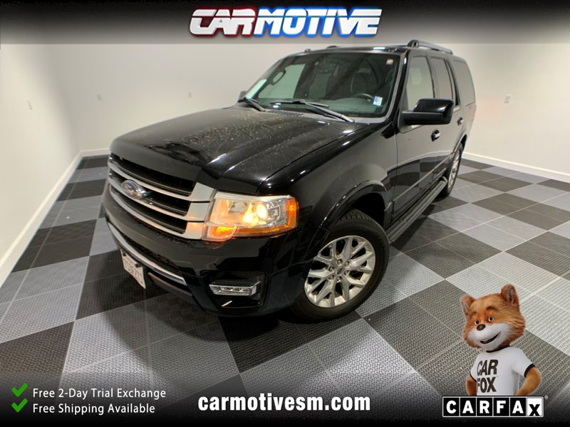 2016 Ford Expedition Limited Sport Utility 4D