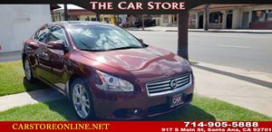 View 2013 Nissan Maxima