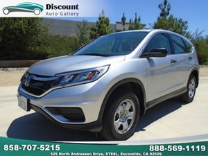 View 2016 Honda CR-V