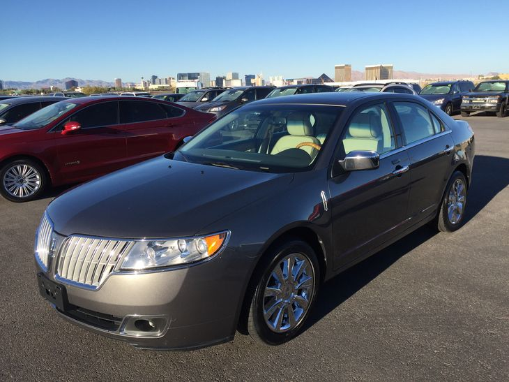 Used 2010 Lincoln MKZ in Las Vegas