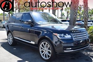 View 2016 Land Rover Range Rover