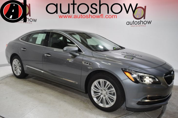 Used 2018 Buick Lacrosse Essence In Plantation