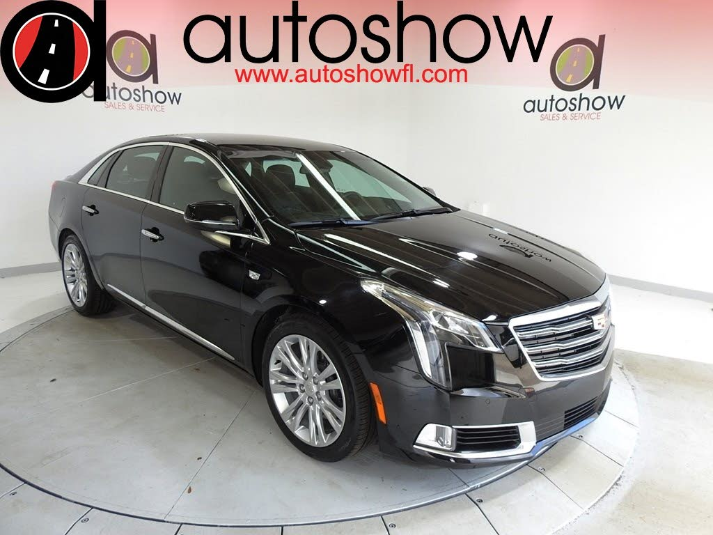 Sold 2018 Cadillac Xts Luxury In Plantation