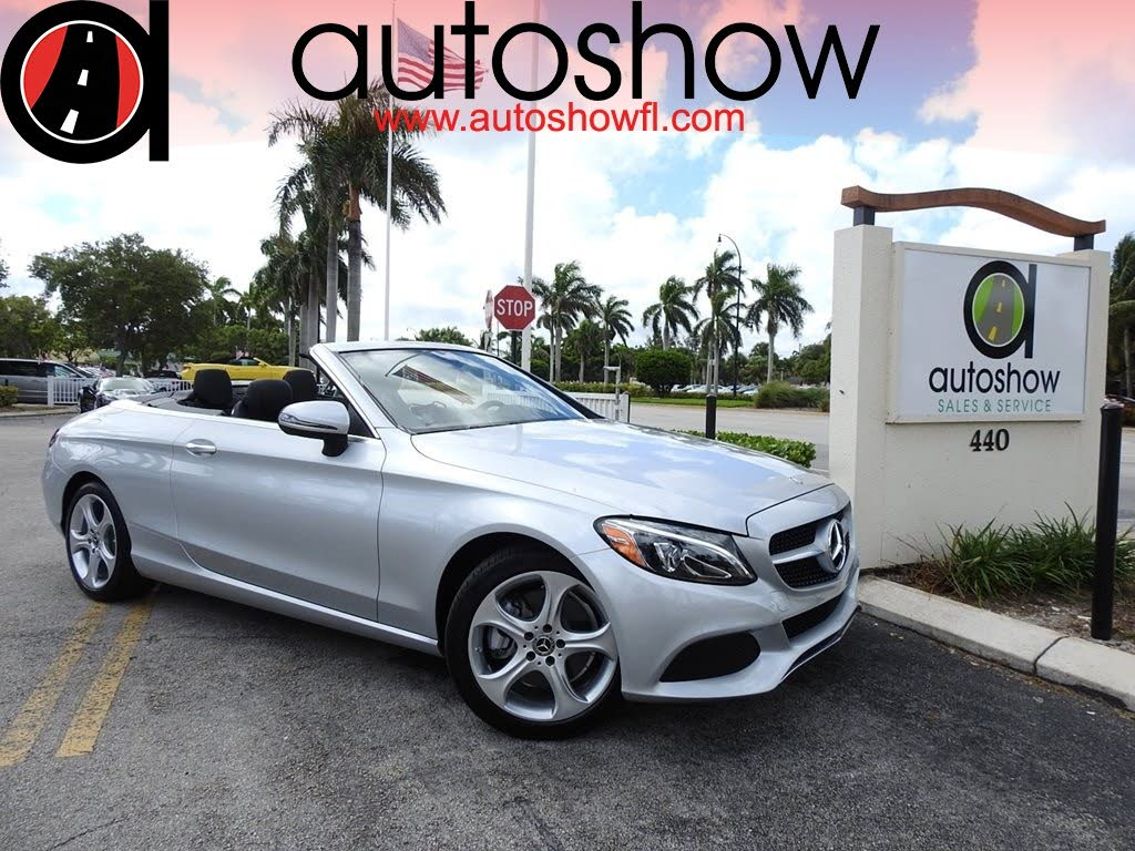 Used 2017 Mercedes Benz C Class C 300 Sport In Plantation